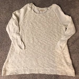 Anthroplogie Yellowbird Sweater